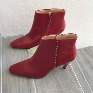 Brand new Red Zara boots! With tag!